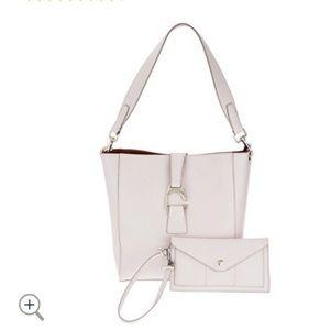 Dooney & Bourke Saffiano Leather Shoulder Bag